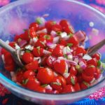 cherry tomato salad 293