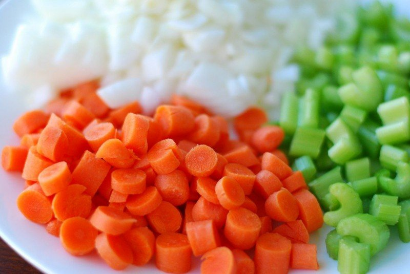 What the F is a Mirepoix?