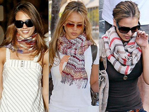 Can A Scarf Keep You Healthy And Video Can You Wear Scarves In Summer