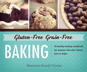 gf gf baking cookbook