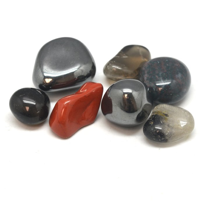 hematite crystal for grounding