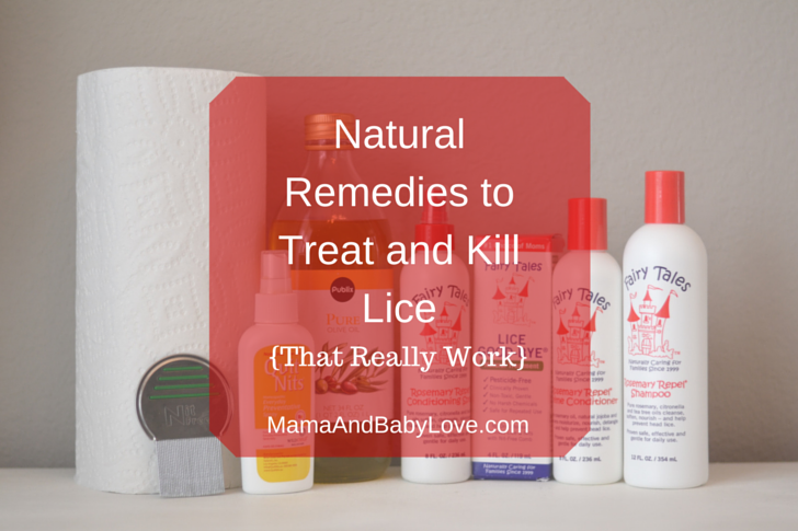 Natural Remedies to Treat and Kill Lice feature image post